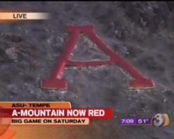 ASU Mountain Red