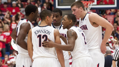 NCAA Basketball: Southern Mississippi at Arizona