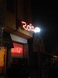 Rick's, Ann Arbor