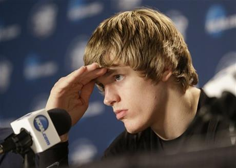 ron baker hair