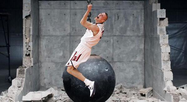 Kaleb Wrecking Ball